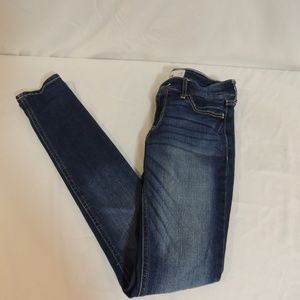 HOLLISTER Womens SKINNY Jeans  Size 1 R